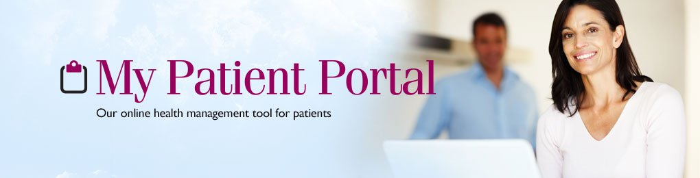 My Patient Portal: Online health management tool for patients of Lawrence Memorial Hospital