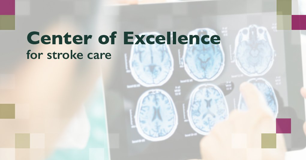 Lawrence Memorial Hospital is Nationally Certified as a Center of Excellence for Stroke Care