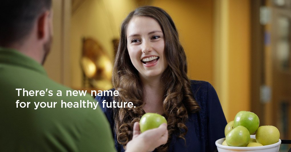 There's a new name for your healthy future