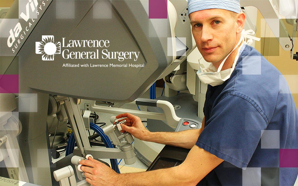Lawrence General Surgery, New Surgeons