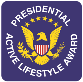 Presidential Active Lifestyle Award logo