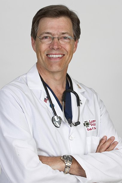 Dale Denning, MD, Lawrence Vein Center