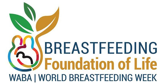 World Breastfeeding Week 2018 logo