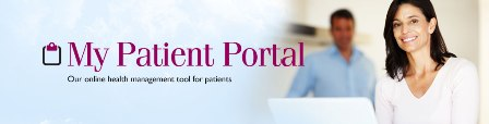 My Patient Portal, our online health management tool for patients photo.