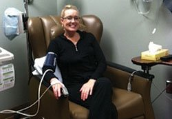 Chemotherapy at LMH Oncology Center