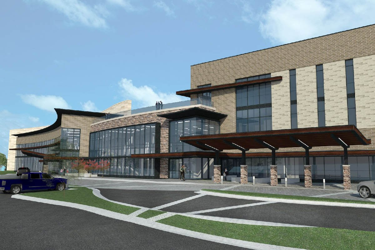 LMH Health West Campus Rendering