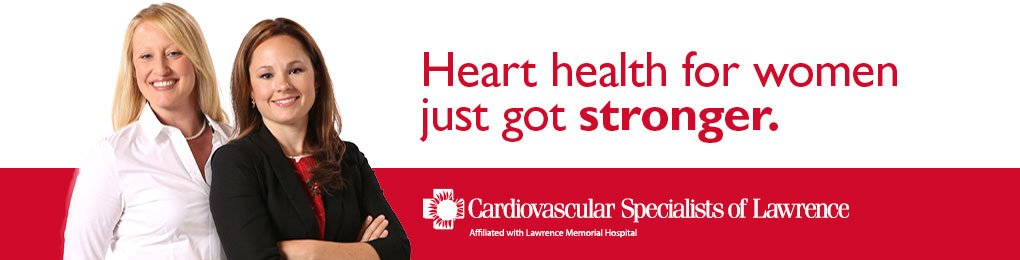 Women's Heart Health just got stronger at Cardiovascular Specialists of Lawrence