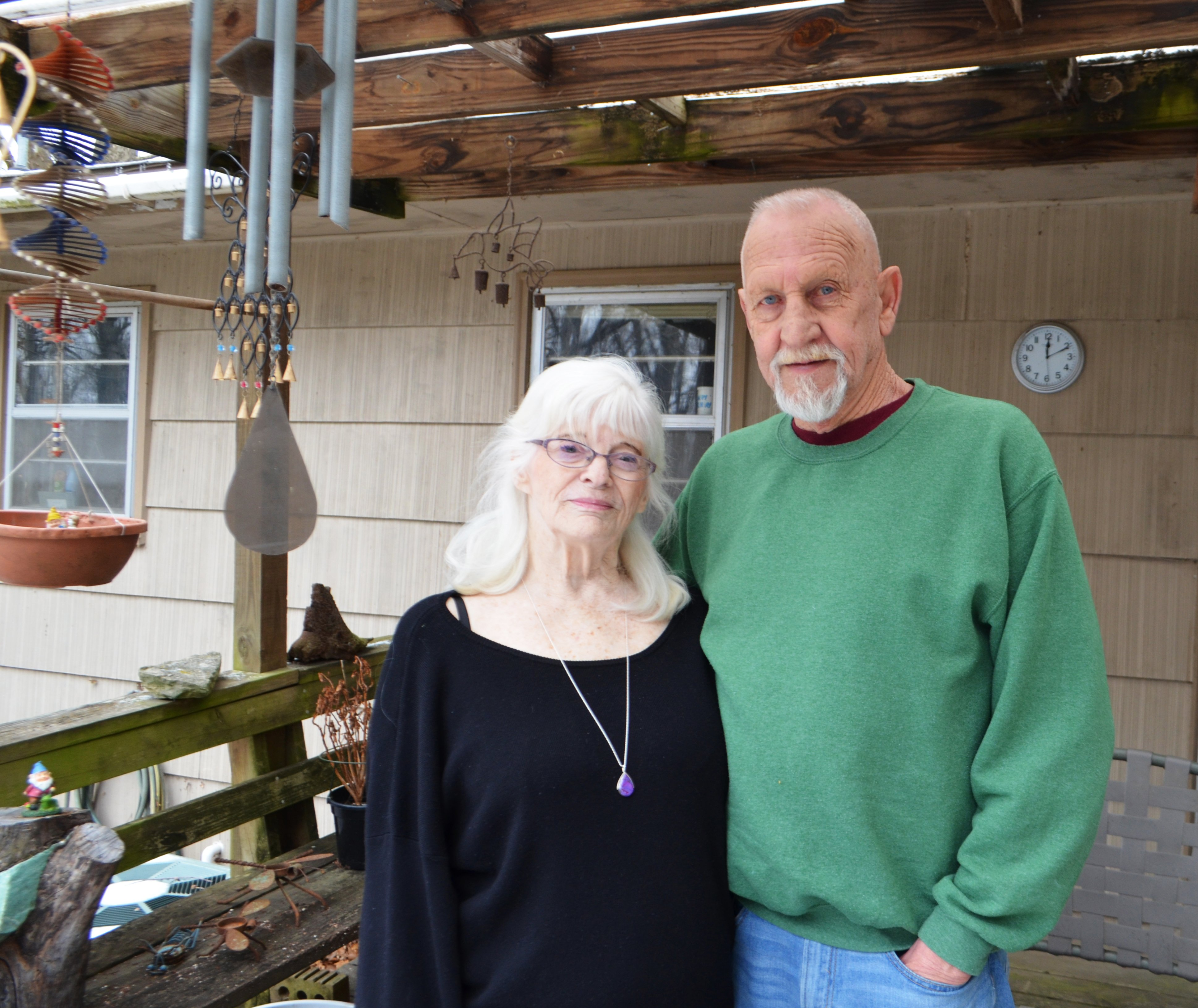 Saundra and John Pichelman