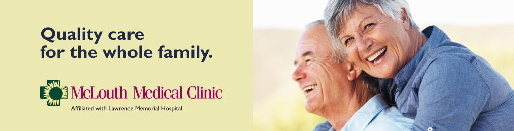 Quality care for the whole family at McLouth Medical Clinic