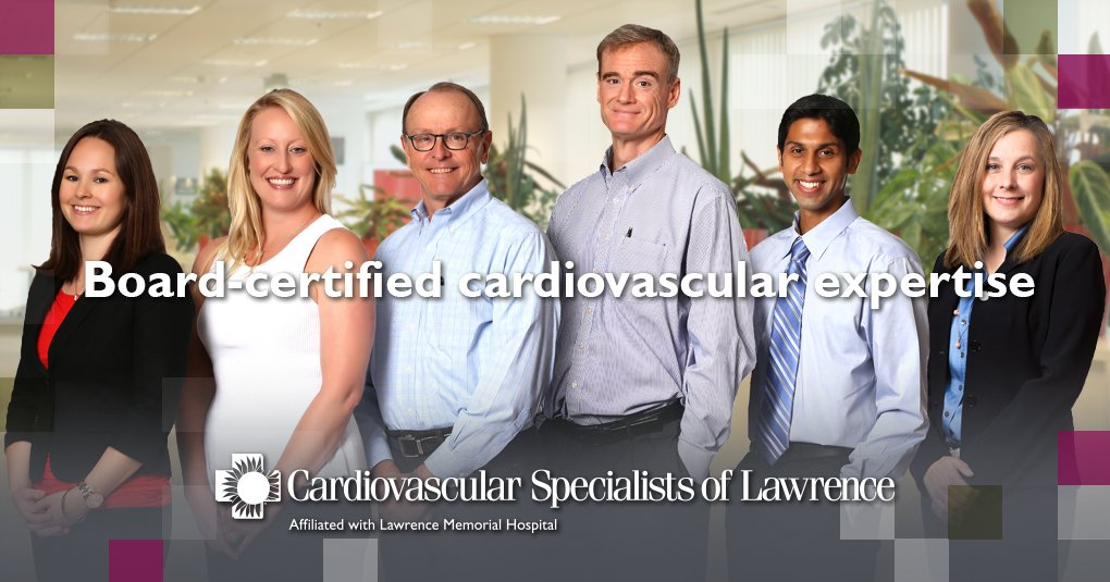 Cardiovascular Specialists of Lawrence (affiliated with Lawrence Memorial Hospital)