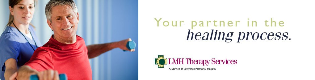 Your partner in the healing process. LMH Therapy Services