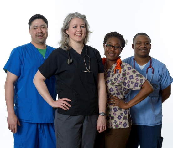 LMH clinical staff