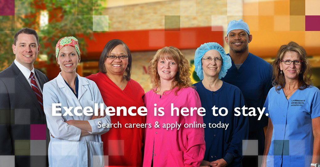 Careers at Lawrence Memorial Hospital