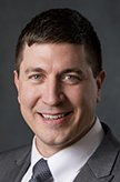 Jared Abel, Associate VP Ambulatory and Orthopedic Services