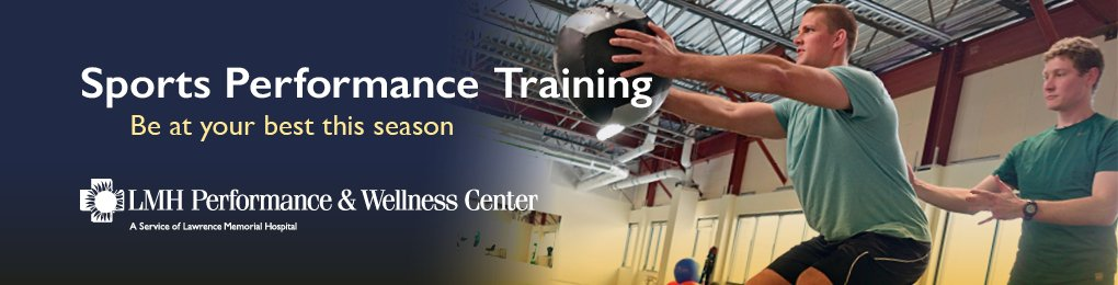 LMH Sports Performance Training program.