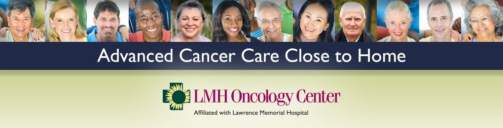 Cancer Care in Kansas – Oncology Center at Lawrence Memorial Hospital